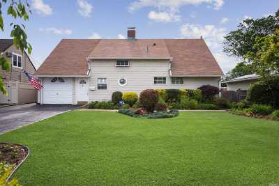 Levittown Single Family Home For Sale: 84 Hamlet Rd