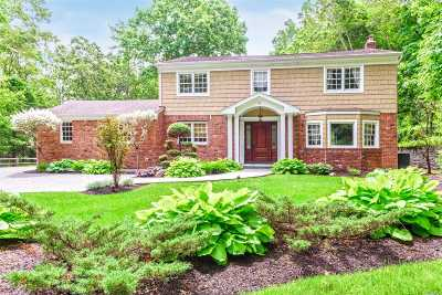 Dix Hills Single Family Home For Sale: 4 Greenbriar Ln