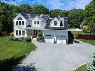 Westhampton Single Family Home For Sale: 39 Hollow Ln