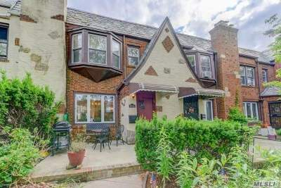 Forest Hills, Rego Park Single Family Home For Sale: 68-34 Juno St