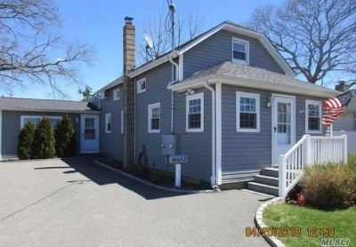 West Islip Single Family Home For Sale: 43 Beach St