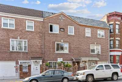 Brooklyn Single Family Home For Sale: 2554 Bedford Ave