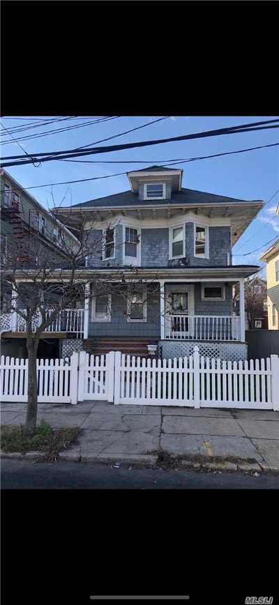 Rockaway Park Single Family Home For Sale: 171 Beach 113th St