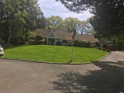 Syosset Single Family Home For Sale: 1574 Laurel Hollow Rd