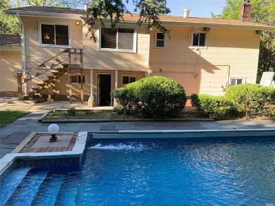 Wheatley Heights Single Family Home For Sale: 160 Colonial Springs Rd