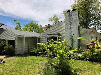 Single Family Home For Sale: 3 Raynham