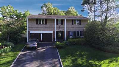 Smithtown Single Family Home For Sale: 68 Hurtin Blvd