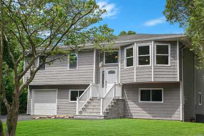 Mastic Single Family Home For Sale: 8 Strafford St