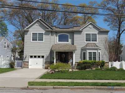 Wantagh Single Family Home For Sale: 3663 Smith St