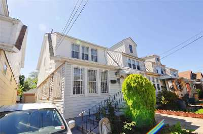 Fresh Meadows Multi Family Home For Sale: 61-40 Parsons Blvd