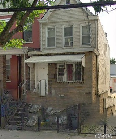 Single Family Home For Sale: 32-32 96th St