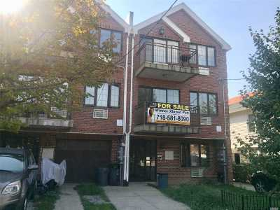 Astoria, Long Island City, Sunnyside, Woodside, Jackson Heights Multi Family Home For Sale: 30-34 81st St