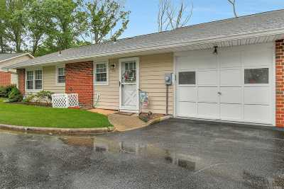Ridge Condo/Townhouse For Sale: 13 Guilford Ct #B