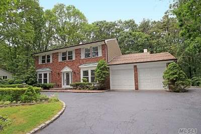 Dix Hills Single Family Home For Sale: 116 Stonehurst Ln