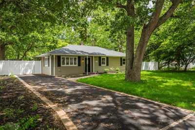 Mastic Beach Single Family Home For Sale: 241 Monroe Dr