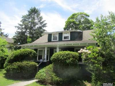 Patchogue Single Family Home For Sale: 12 Bailey Ave