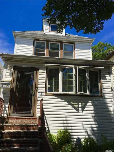 Single Family Home For Sale: 31-22 92th St