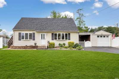 Deer Park NY Single Family Home For Sale: $415,000