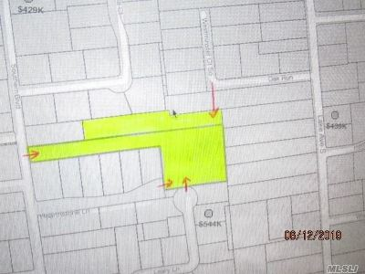 Nesconset Residential Lots & Land For Sale: 153 Southern Blvd