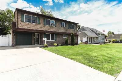 Levittown Single Family Home For Sale: 16 Solar Ln