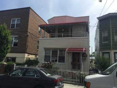 Astoria, Long Island City, Sunnyside, Woodside, Jackson Heights Multi Family Home For Sale: 32-07 60 St