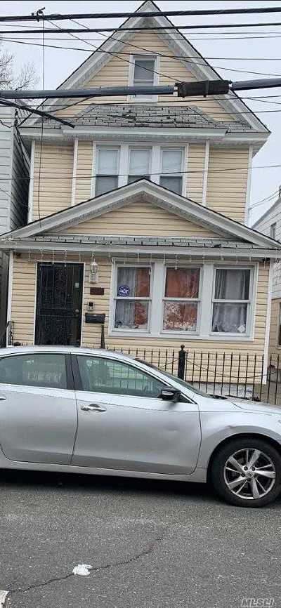 Woodhaven Single Family Home For Sale: 88-14 76 St