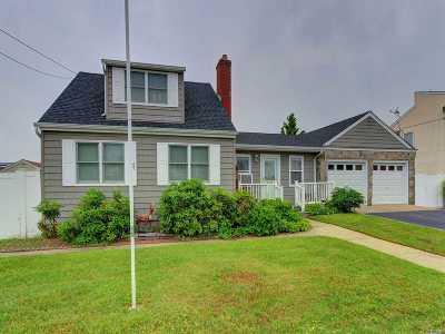Copiague Single Family Home For Sale: 310 East Dr