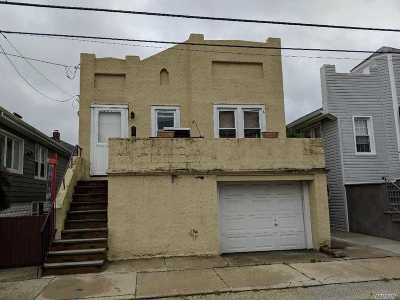 E Atlantic Beach, Lido Beach, Long Beach Single Family Home For Sale: 69 Rochester Ave