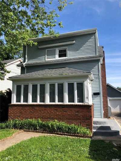 Nassau County Single Family Home For Sale: 15 Mirin Ave