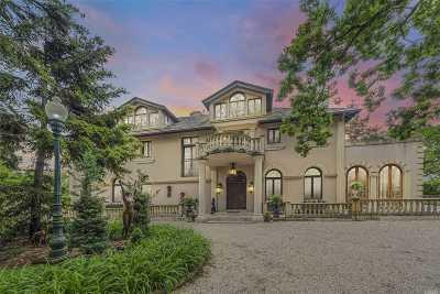 Hewlett Single Family Home For Sale: 220 Woodside Dr