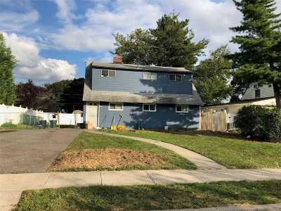 Levittown Single Family Home For Sale: 572 N Newbridge Rd