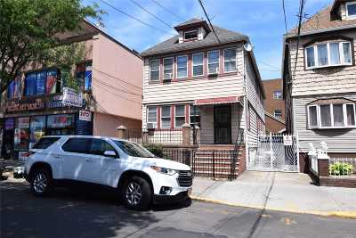 Astoria, Long Island City, Sunnyside, Woodside, Jackson Heights Multi Family Home For Sale: 37-07 92 St