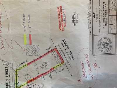 Westbury Residential Lots & Land For Sale: 671 Union Ave