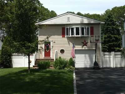 Ronkonkoma Single Family Home For Sale: 107 Hanson Pl