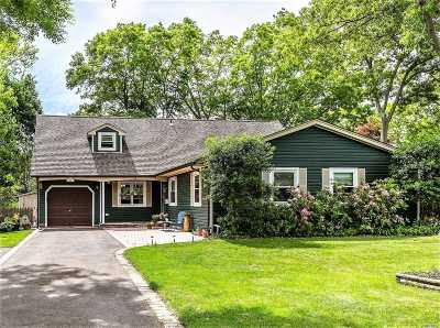 Sayville Single Family Home For Sale: 99 Loop Dr