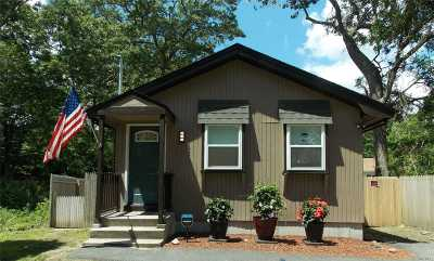 Mastic Single Family Home For Sale: 28 Montgomery Ave