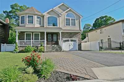 Wantagh Single Family Home For Sale: 2964 Johnson Pl