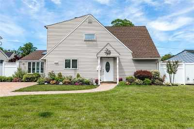 Wantagh Single Family Home For Sale: 230 E Twin Ln