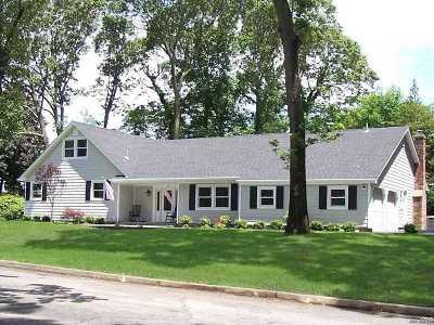Setauket NY Single Family Home For Sale: $699,999