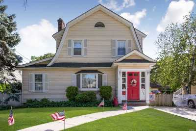 Floral Park Single Family Home For Sale: 286 Tulip Ave