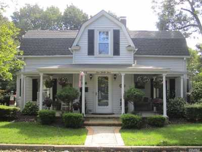 St. James Single Family Home For Sale: 134 6th St