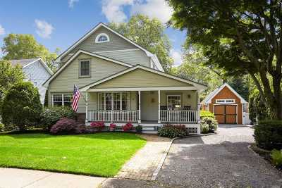 Northport Single Family Home For Sale: 98 Burr Ave
