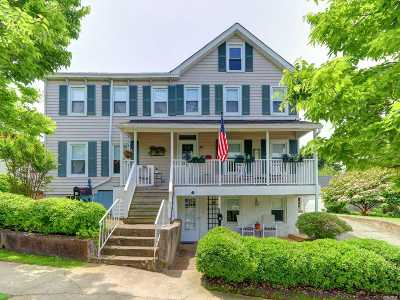 Oyster Bay Single Family Home For Sale: 66 Summit St