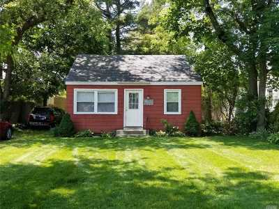 Huntington Single Family Home For Sale: 123 8th Ave
