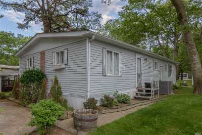 Suffolk County Single Family Home For Sale: 525/115 Riverleigh Ave