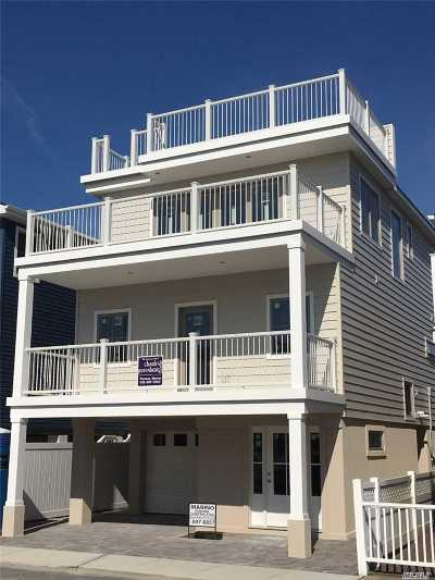 E Atlantic Beach, Lido Beach, Long Beach Single Family Home For Sale: 40 Delaware Ave