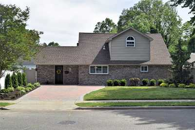 Hicksville Single Family Home For Sale: 138 Rim Ln