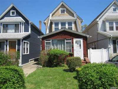 Forest Hills Multi Family Home For Sale: 72-25 Manse St