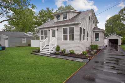 Patchogue Single Family Home For Sale: 20 Lee Ave
