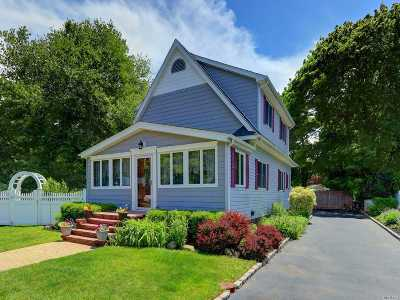 Nesconset Single Family Home For Sale: 11 Nesconset Ave